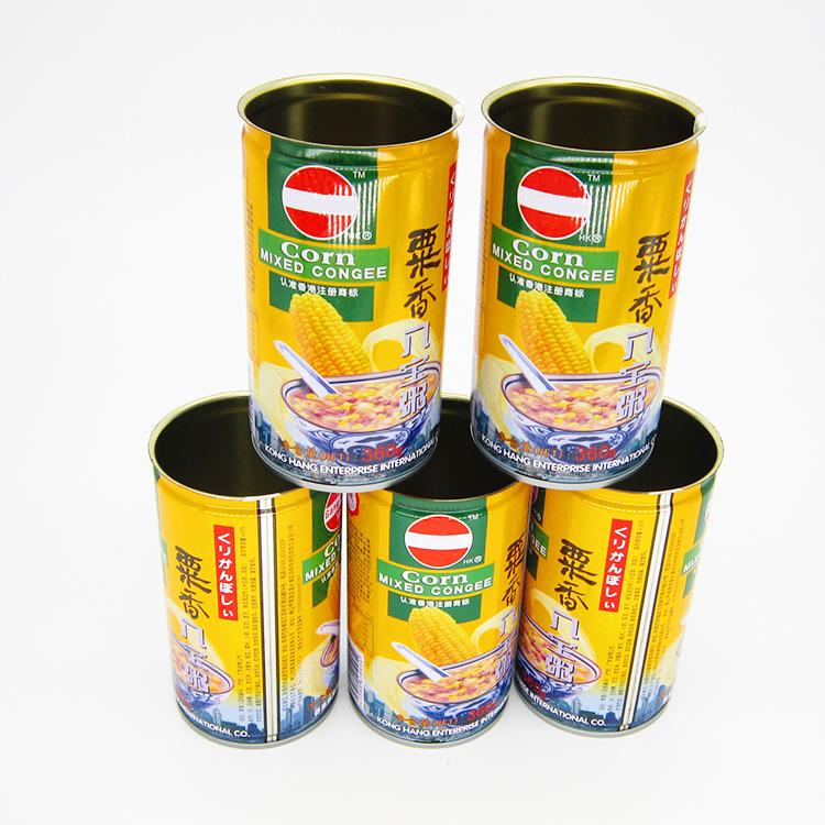 易拉铁罐的定制费用很贵吗?