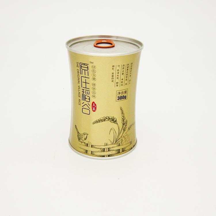 原庄稻谷铁罐