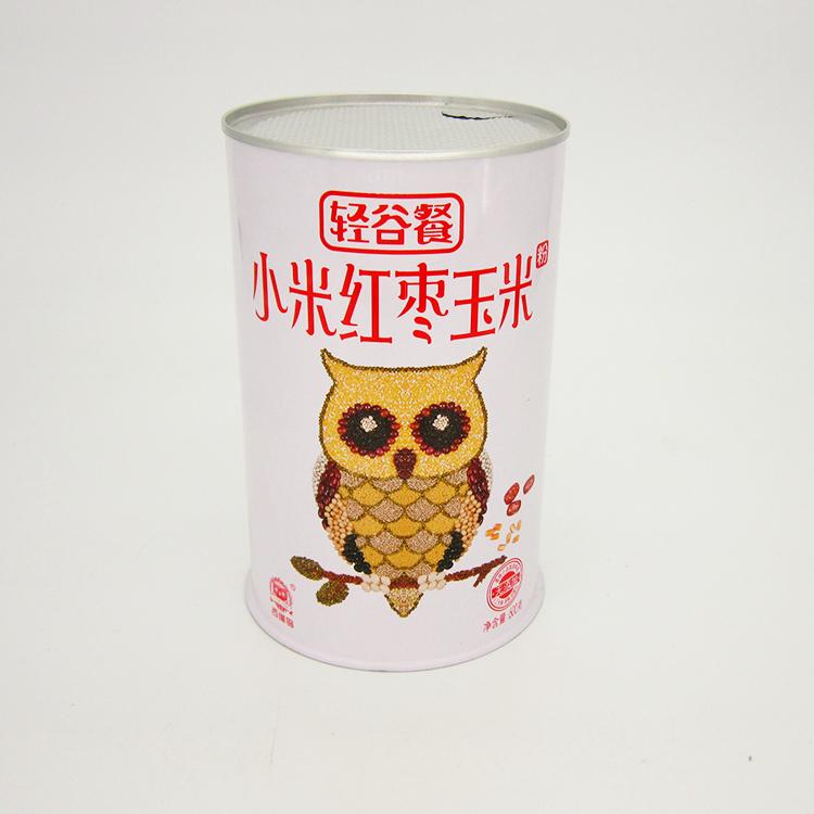 小米红枣玉米粉铁罐