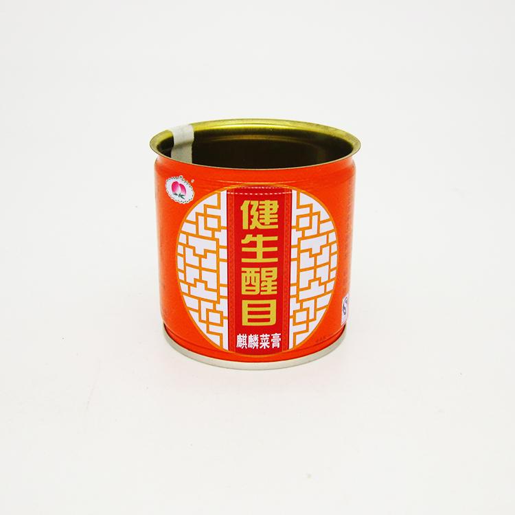 麒麟菜膏铁罐