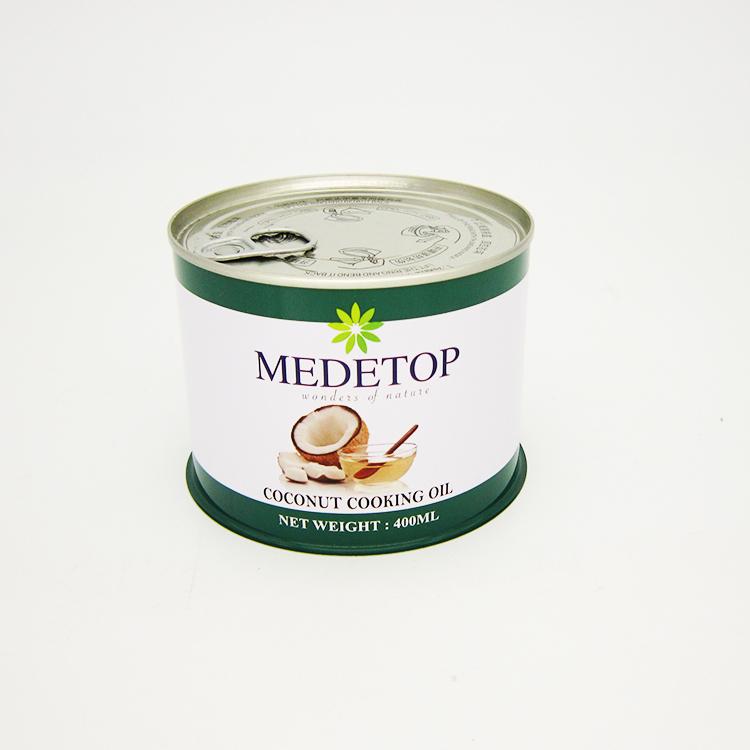 椰子油铁罐