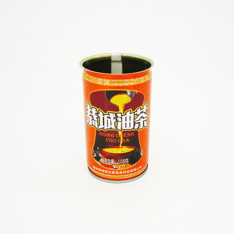 恭城油茶铁罐